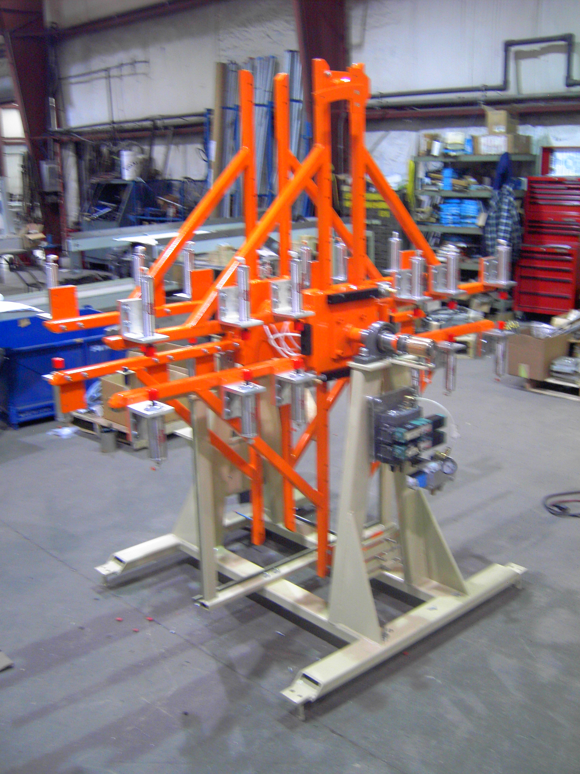 Laminated Automotive Glass De-Airing Line(Nipper Line) - Digital StillCamera
