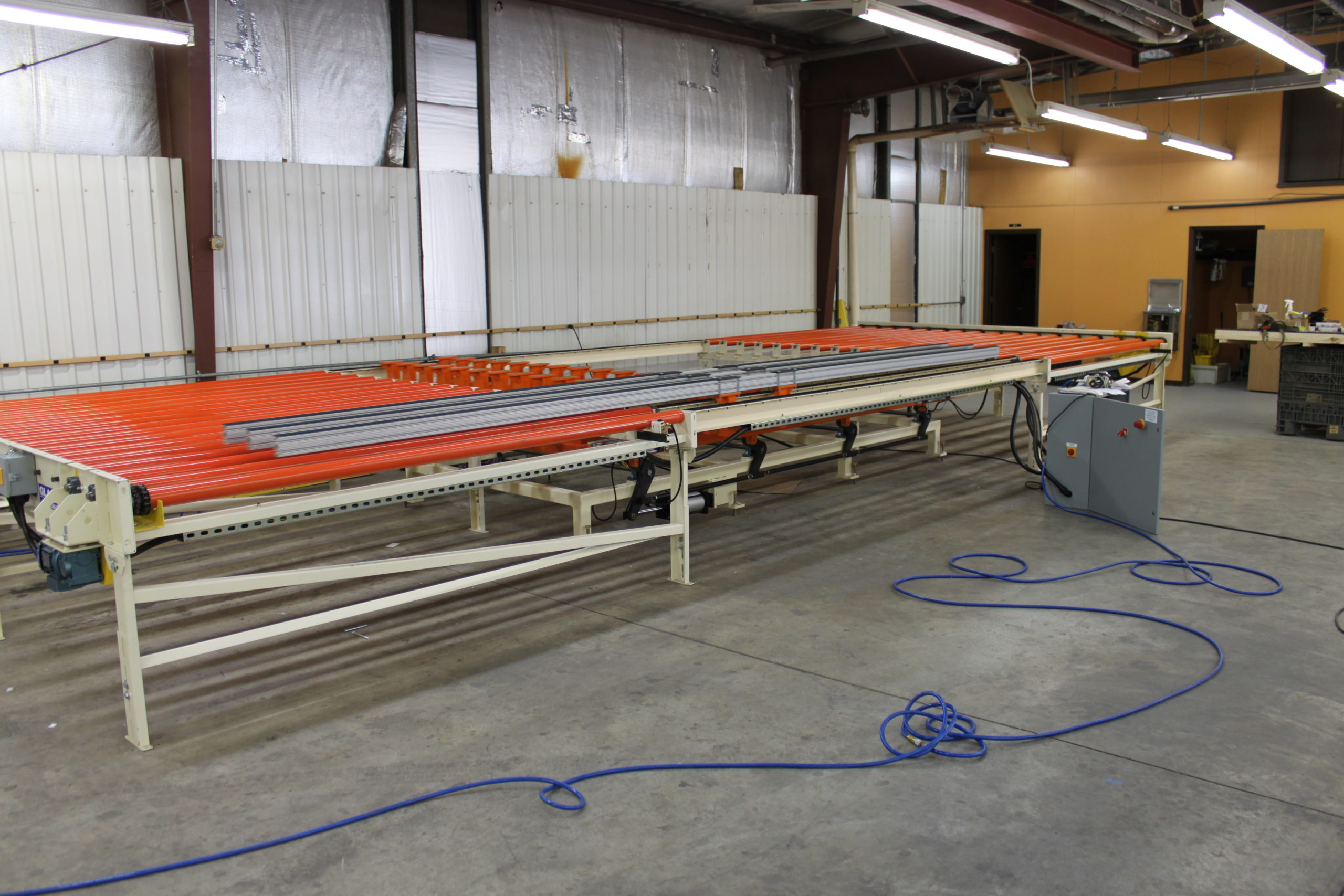 Custom/Specialized Conveyors(ultraviolet, etc.) - Glassline 1