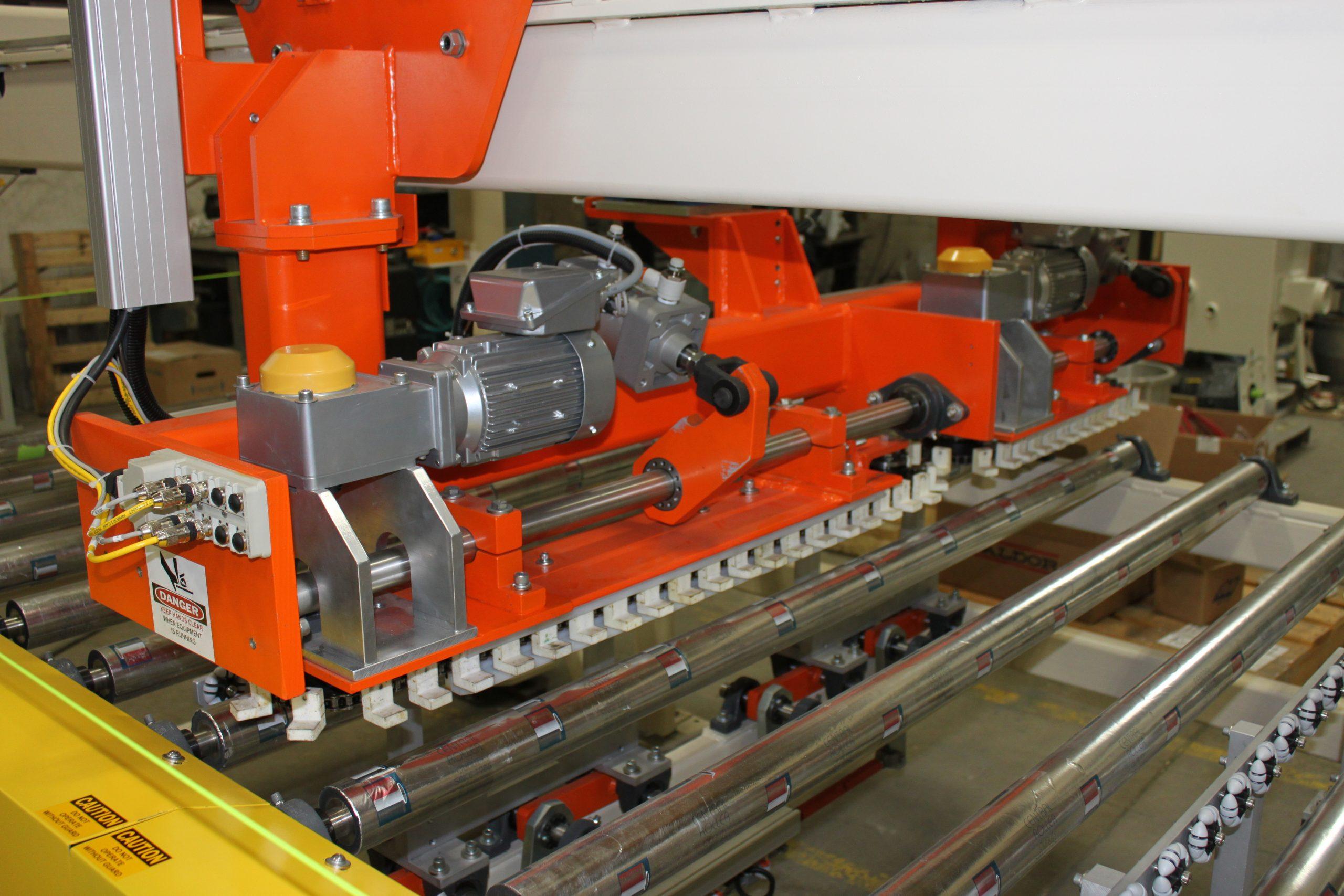 Double Edge Grinding Machine 3 - Glassline