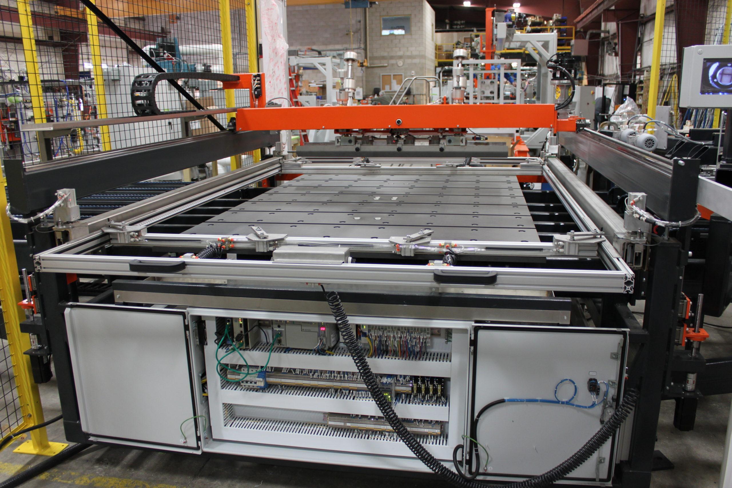 GHS15X Silkscreen Printers(shuttle style) - Glassline 1