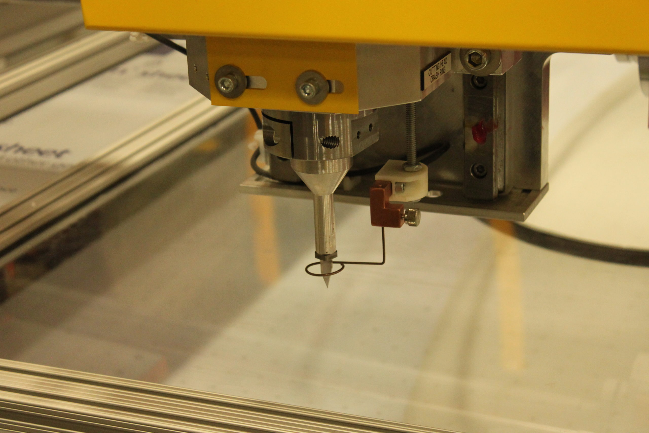 PVB CNC Shape Cutter - Glassline 1