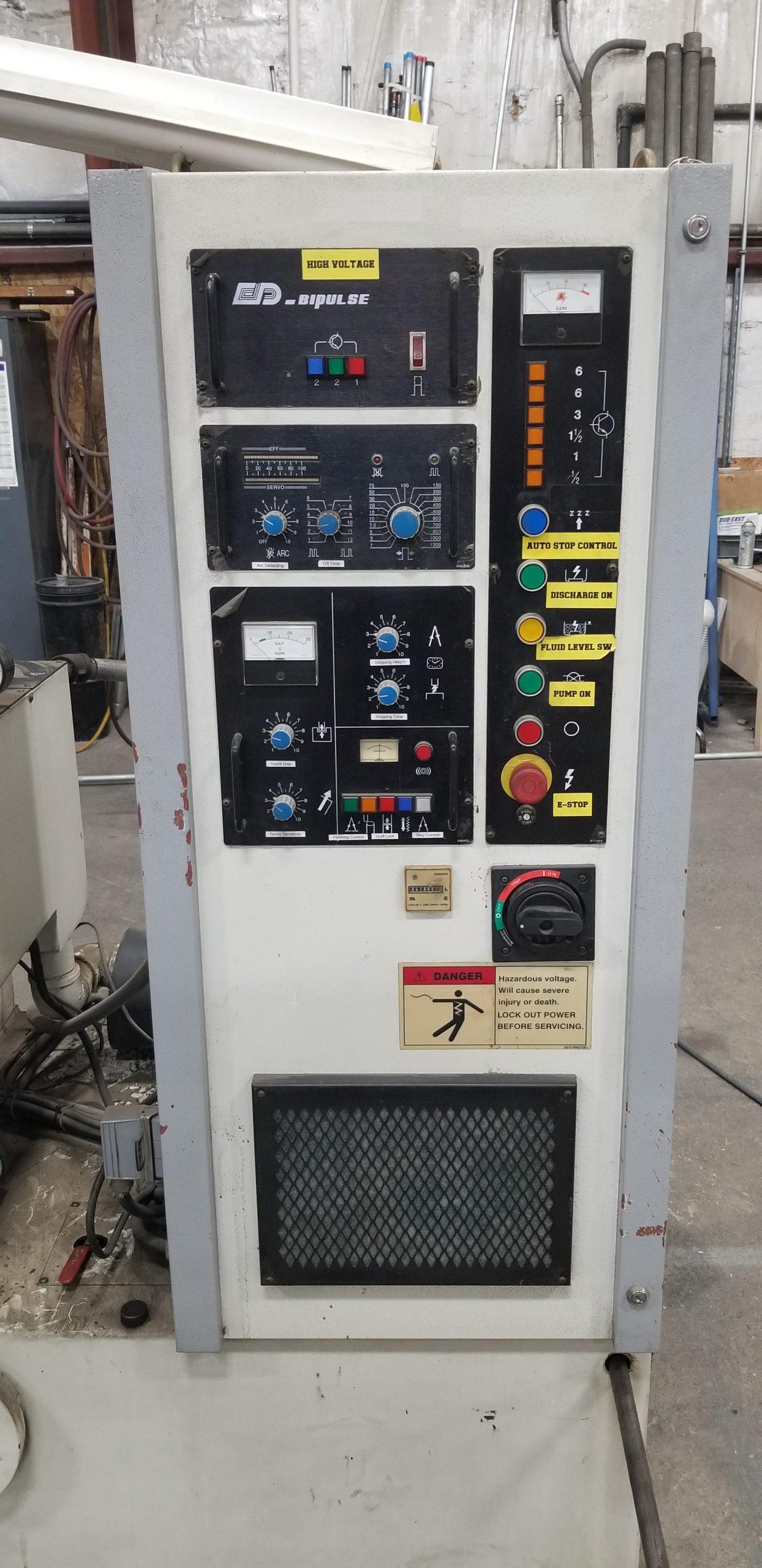 Used ED-252 EDM reprofiling machine - Glassline