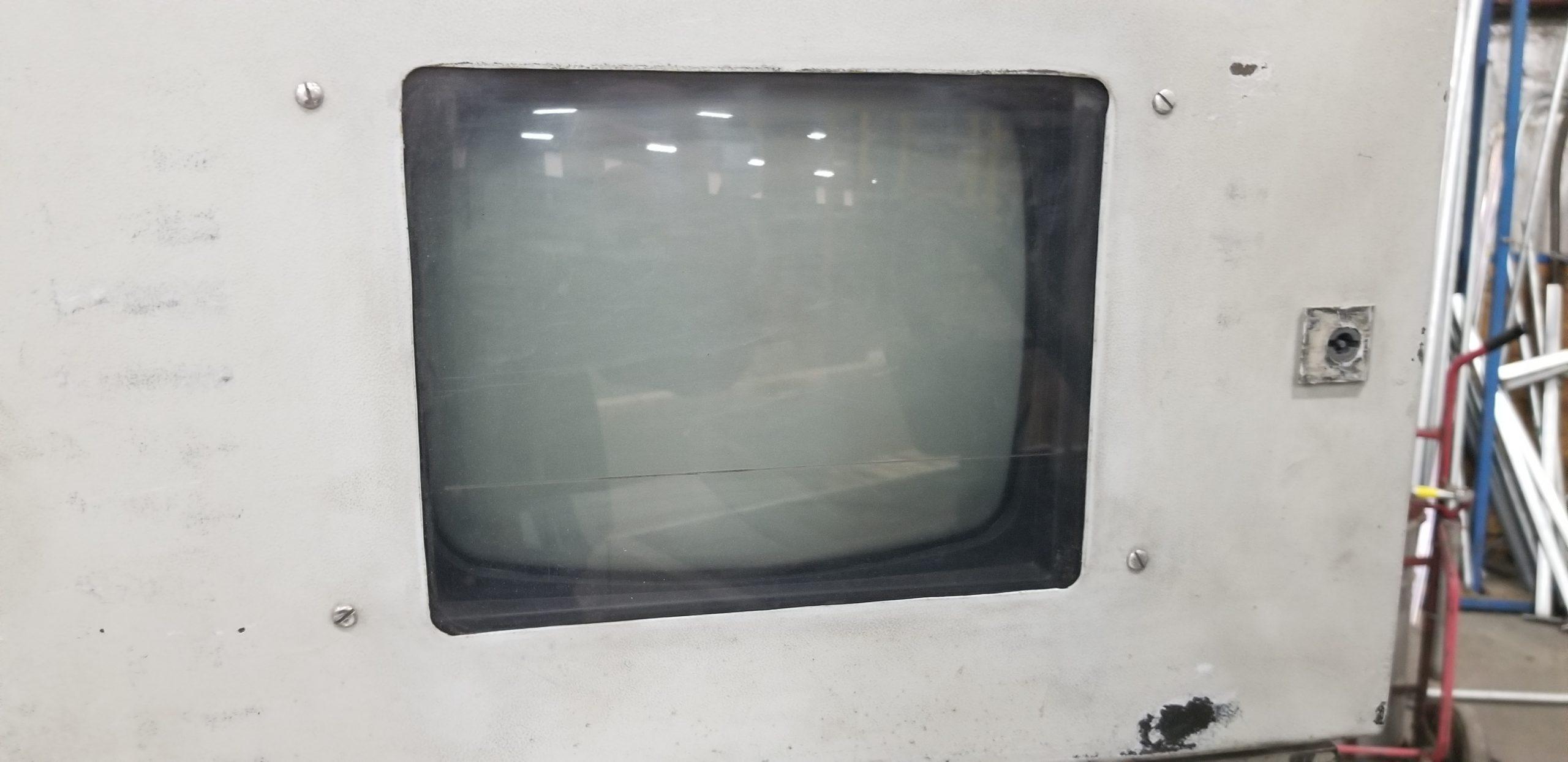 Used ED-252 EDM reprofiling machine part - Glassline