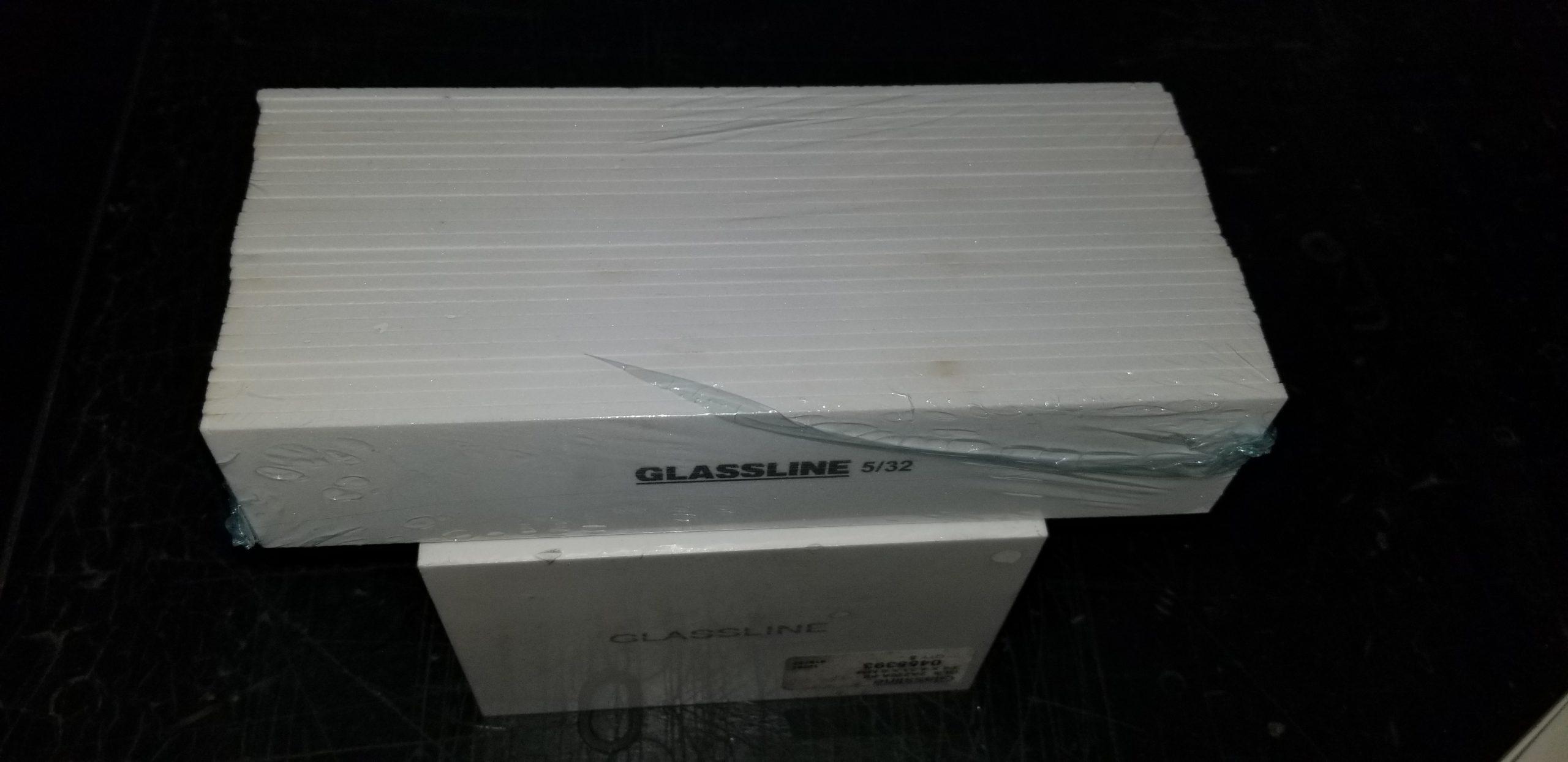Glassline Dressing Sticks - GLDS 9 X 2 X 5/32 W