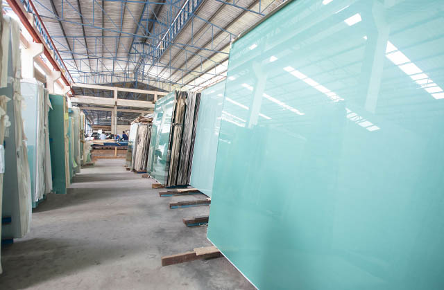 Residential & Architectural Glass Machinery Manufacturing - Glassline